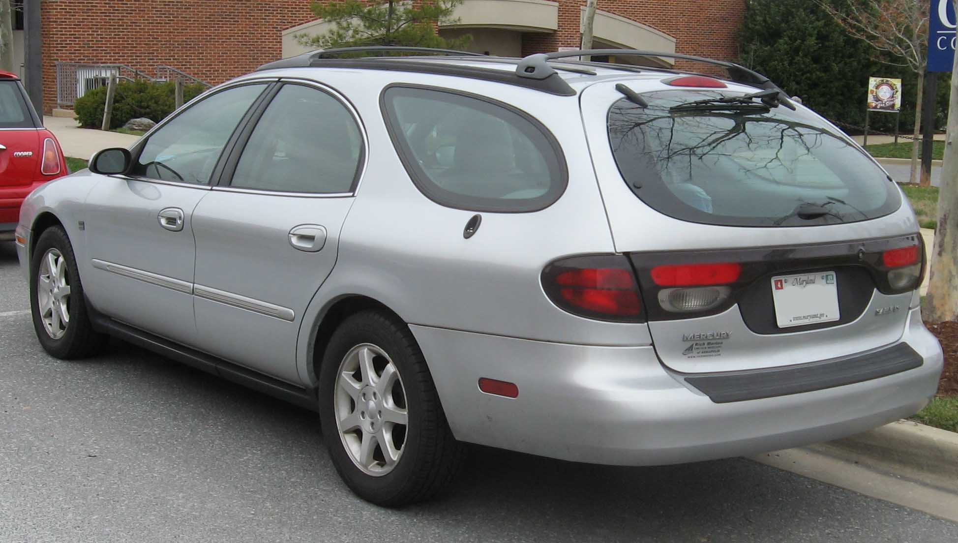 1995 Mercury Sable Station Wagon  U2013 Pictures  Information
