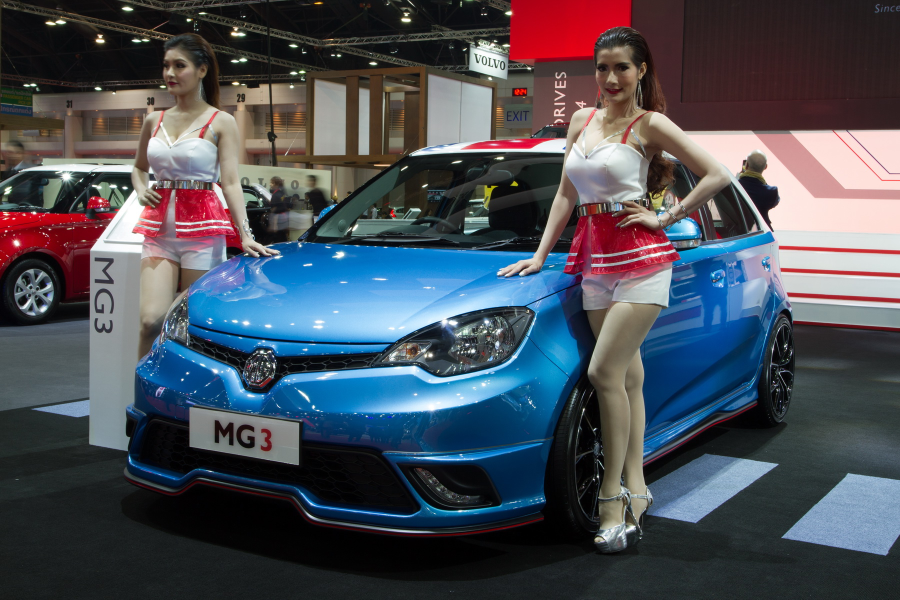 2015 Mg Mg3 – pictur...