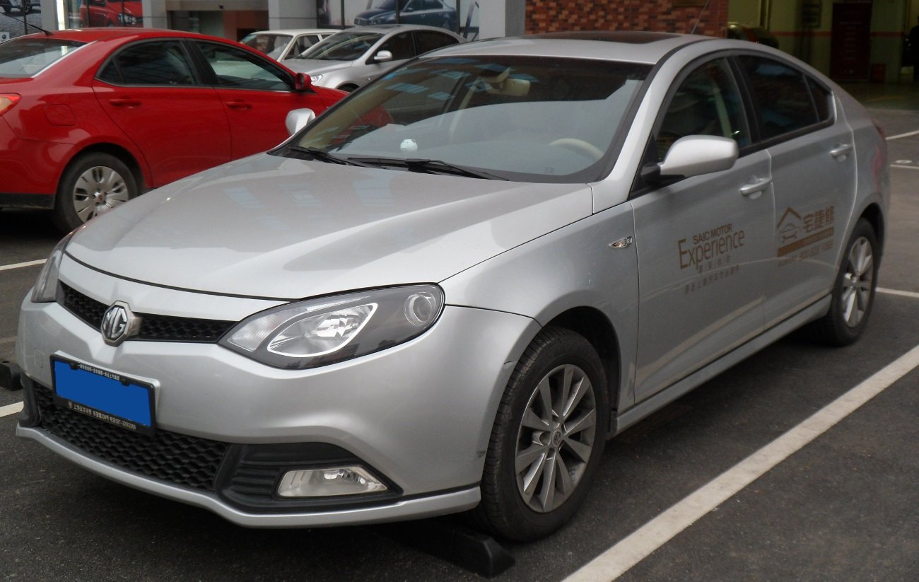 mg mg6 2012 pictures #6