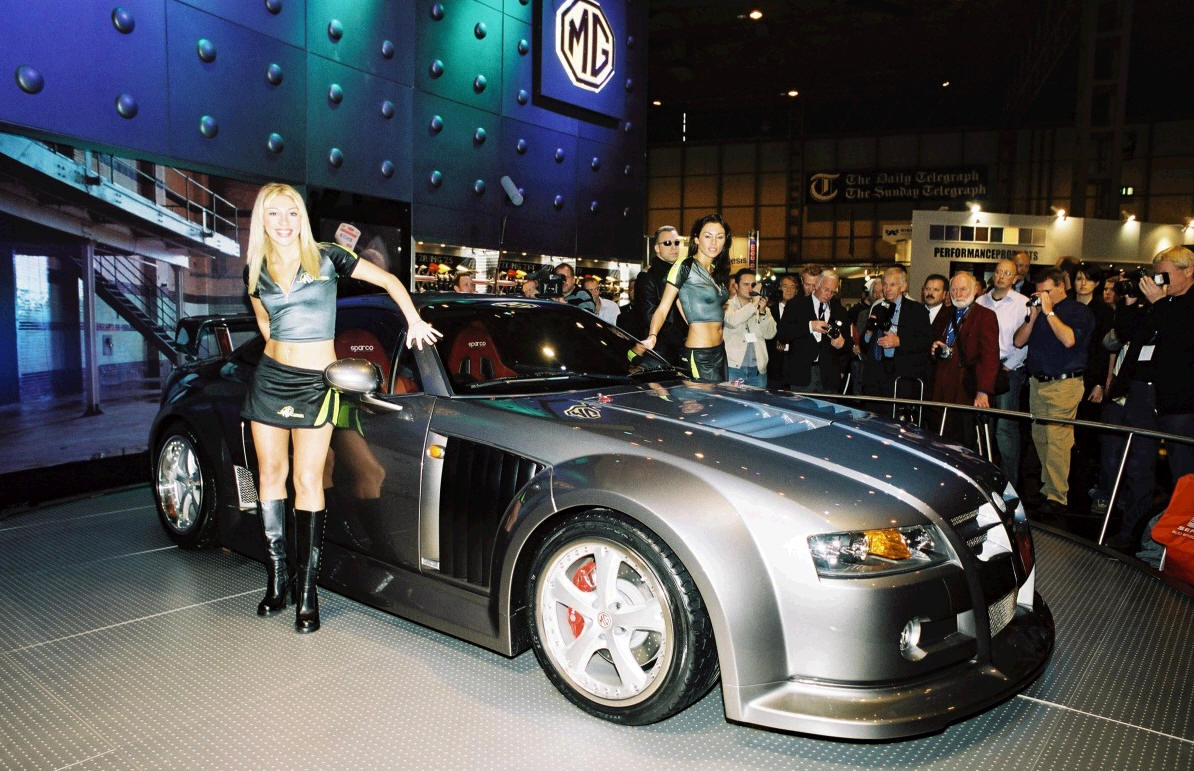 Mg X Pictures Information And Specs AutoDatabasecom - Mg car show
