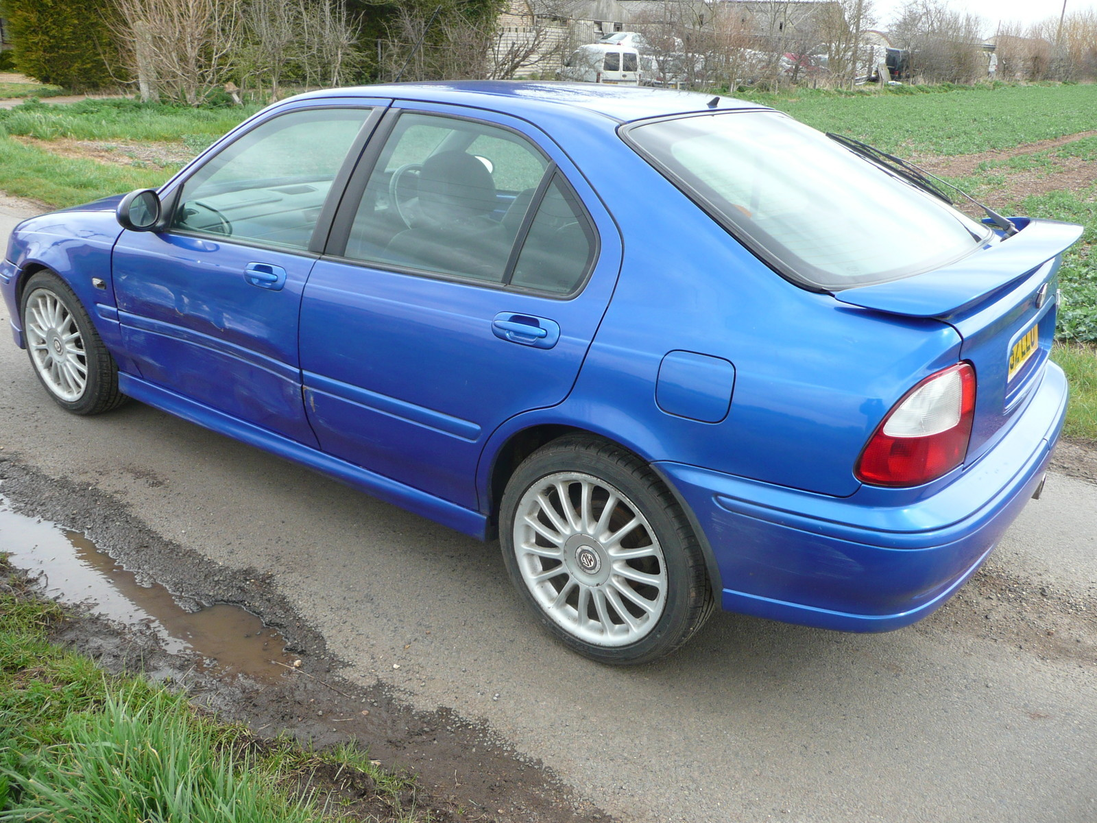 2009 Mg Zs Pictures Information And Specs Fuse Box For Zr Models 14