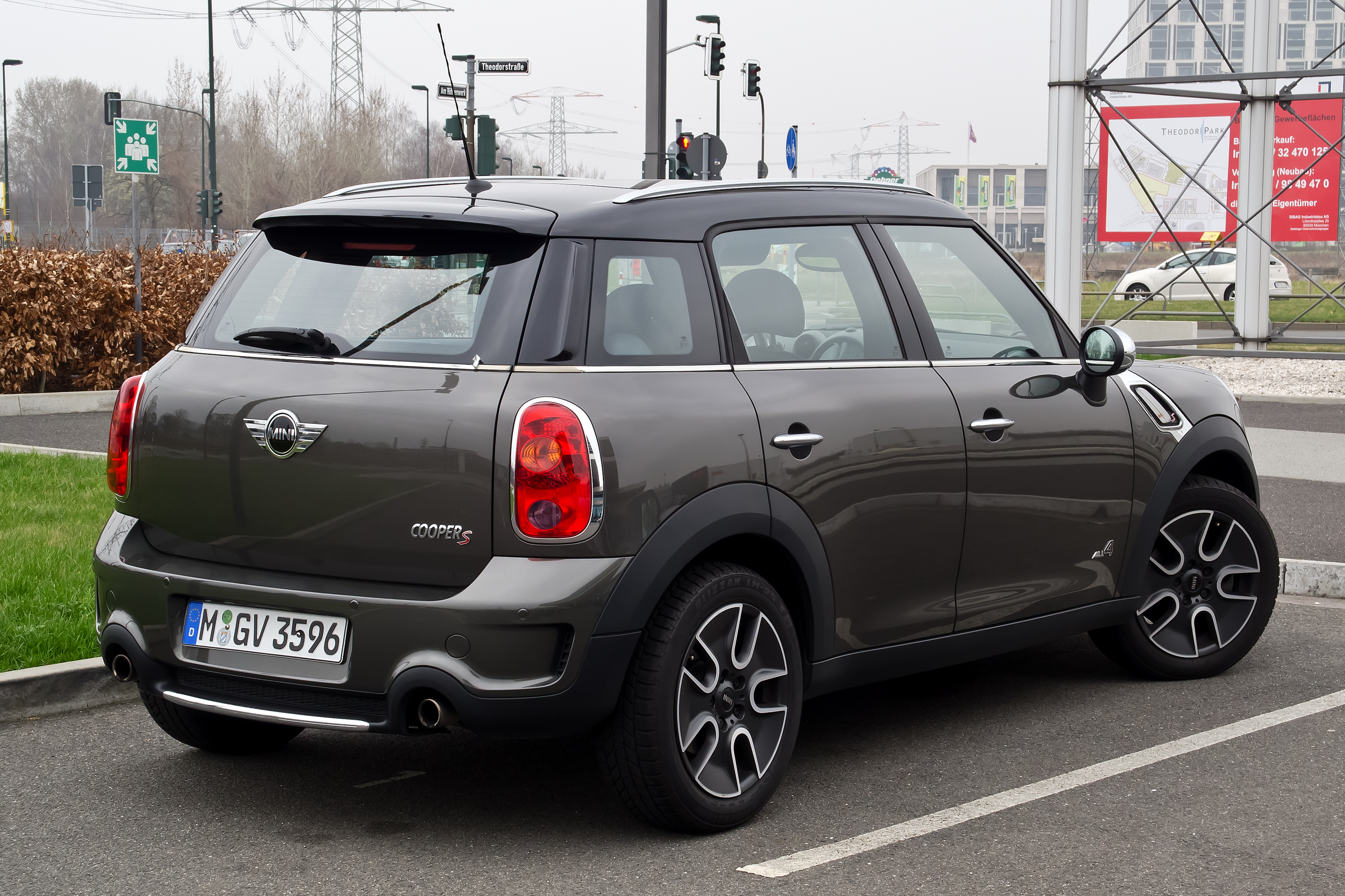 2012 mini cooper countryman pictures information and. Black Bedroom Furniture Sets. Home Design Ideas