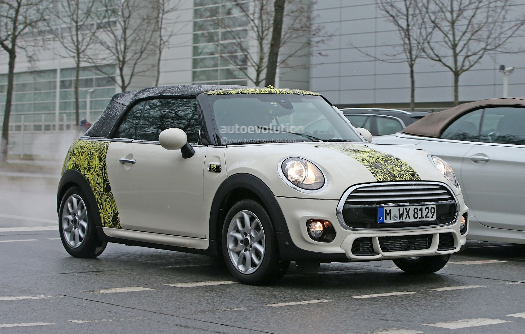 Mini Cooper Coupe 2016 Models 3