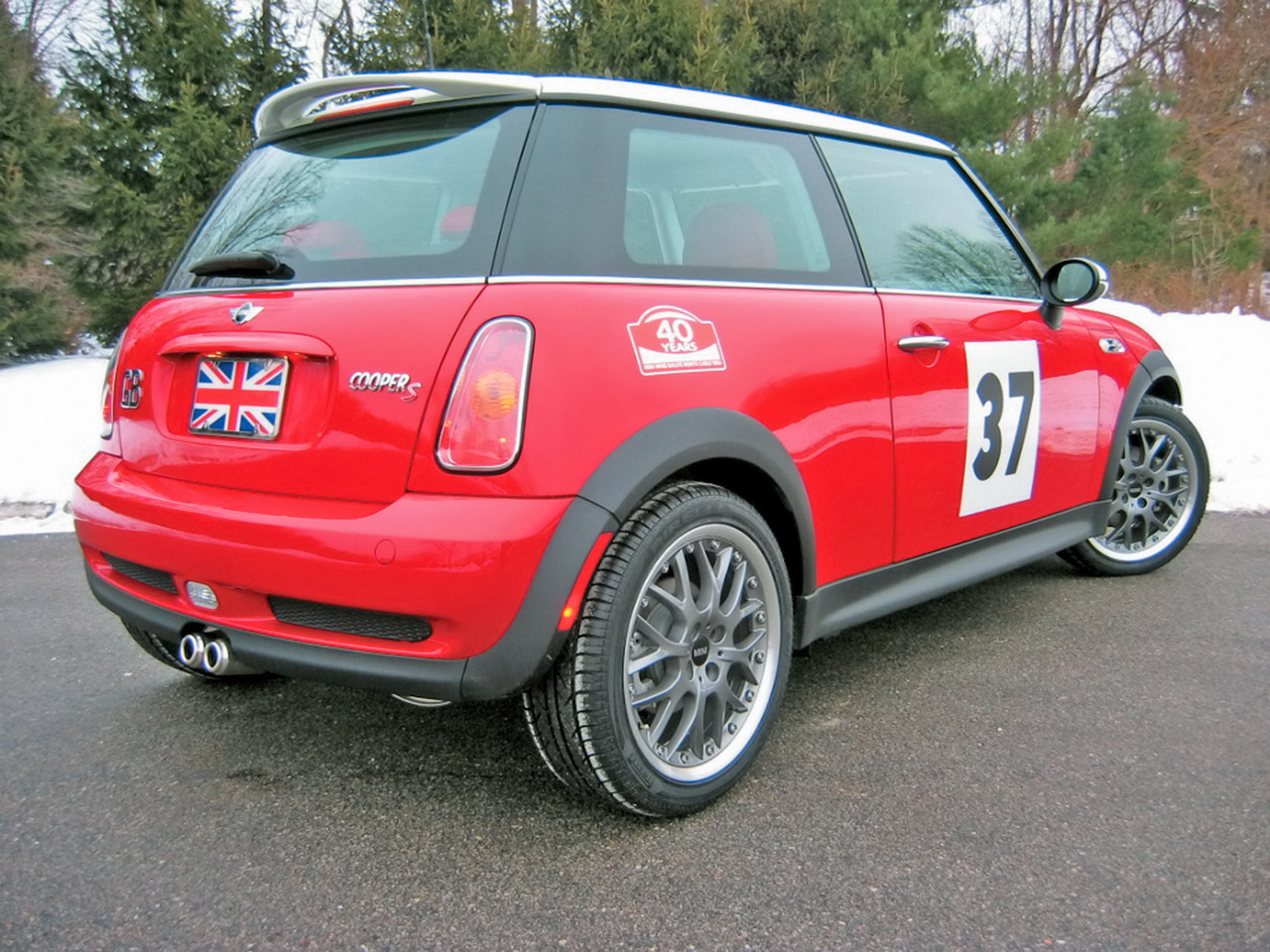 2004 Mini Cooper S Pictures Information And Specs Auto Database Com