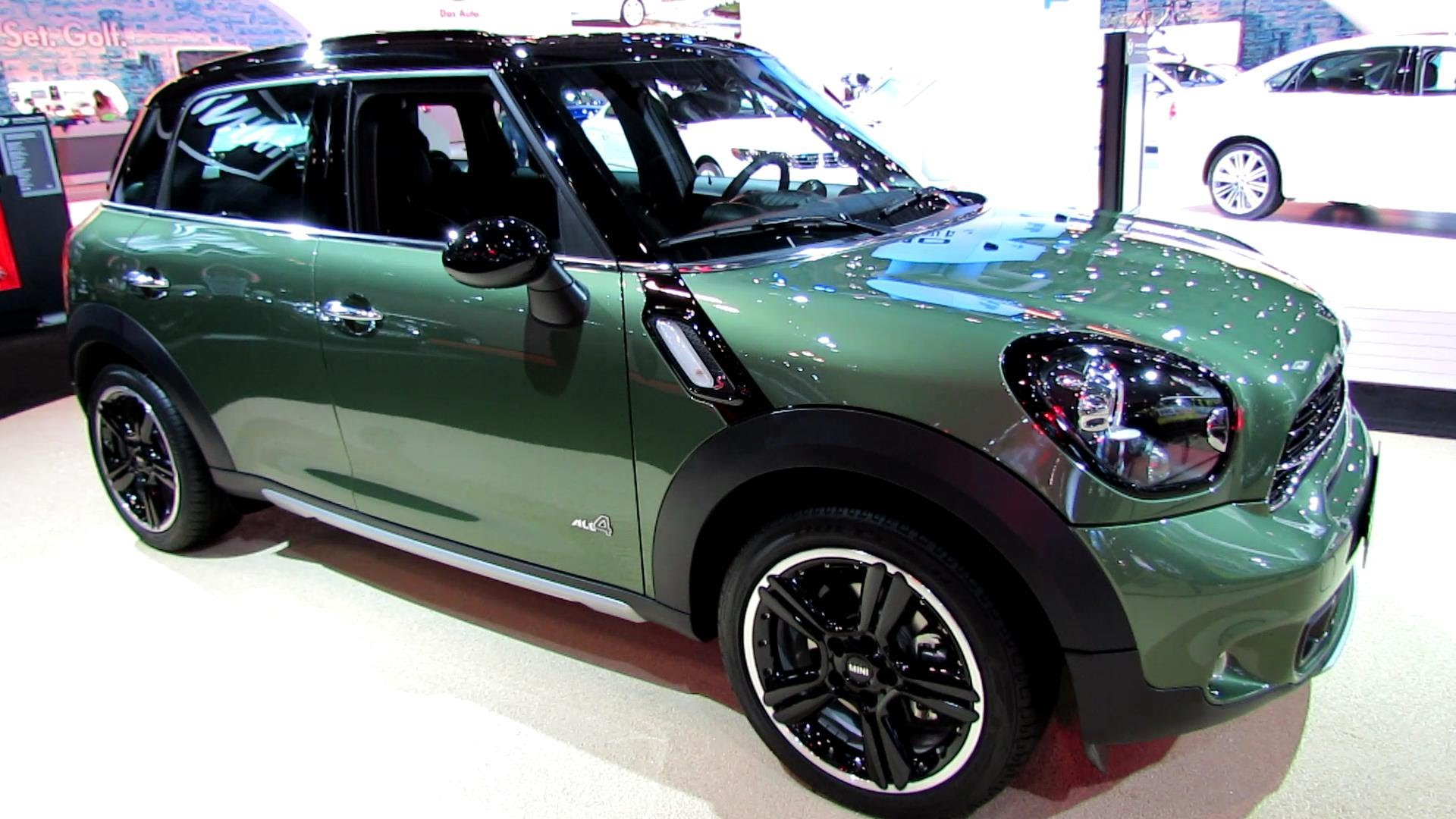 2015 Mini Cooper S Countryman Pictures Information And Specs