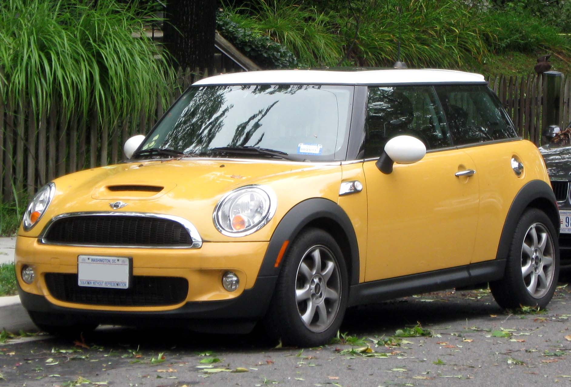 Mini Cooper S Ii 2007 Photo Gallery