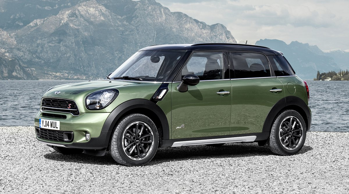 mini countryman seriess