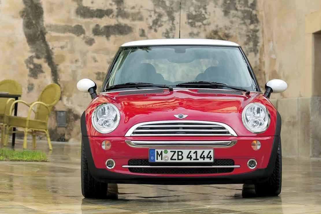 2005 Mini One Pictures Information And Specs Auto Databasecom