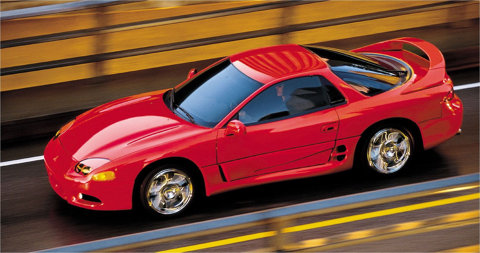 mitsubishi 3000 gt (z16a) 1990 images
