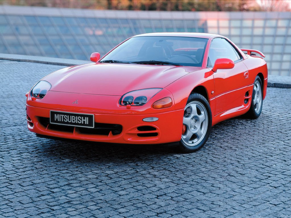mitsubishi 3000 gt (z16a) 1990 pictures