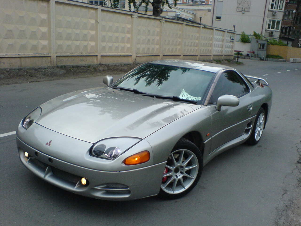 mitsubishi 3000 gt (z16a) 1990 wallpaper