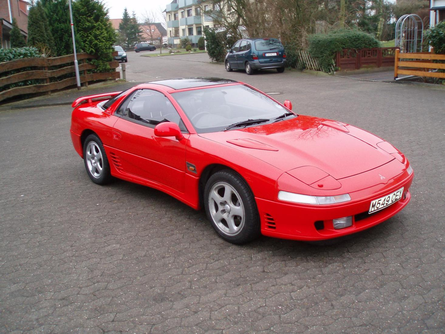 mitsubishi 3000 gt (z16a) 1993 images