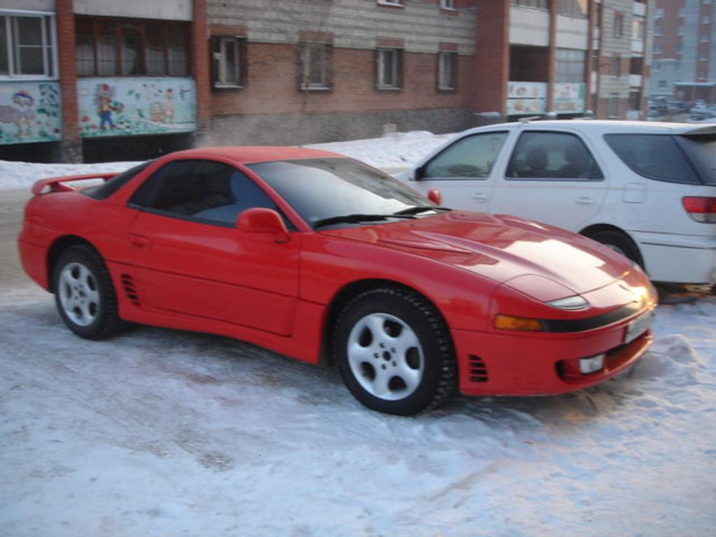 mitsubishi 3000 gt (z16a) 1993 pictures