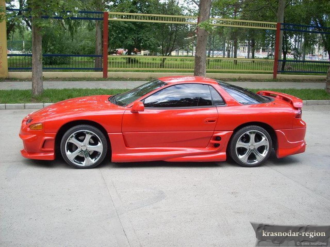 1993 Mitsubishi 3000 Gt Z16a Pictures Information And