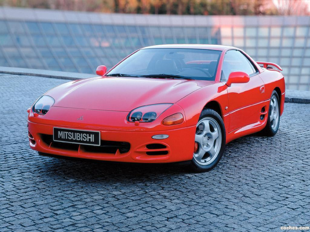 mitsubishi 3000 gt (z16a) 1994 pictures #10