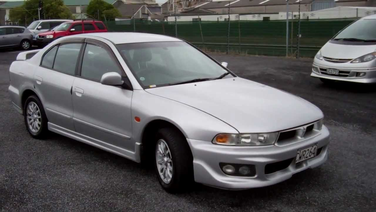 mitsubishi aspire (eao) 2001 pictures