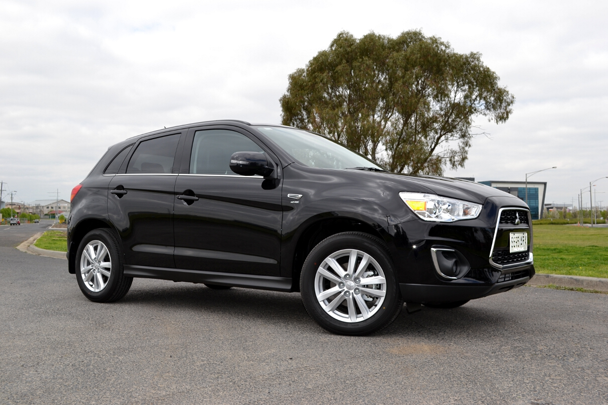 2012 mitsubishi asx pictures information and specs. Black Bedroom Furniture Sets. Home Design Ideas