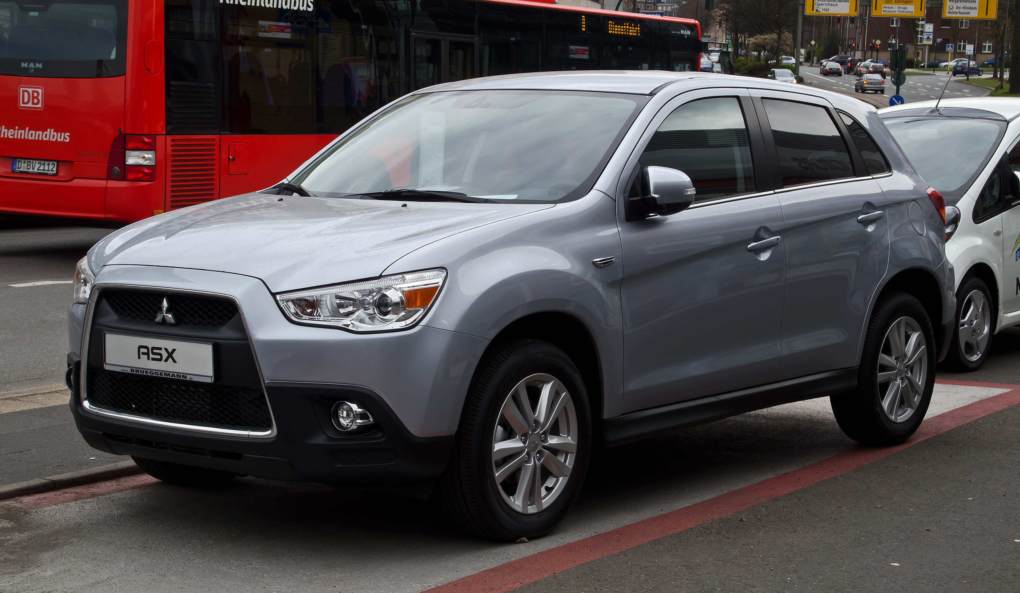 2012 Mitsubishi Asx Pictures Information And Specs