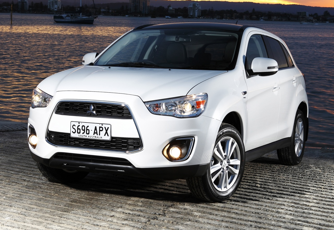 2013 mitsubishi asx pictures information and specs. Black Bedroom Furniture Sets. Home Design Ideas