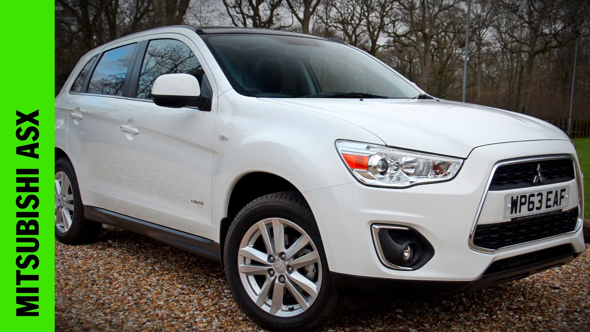 2014 mitsubishi asx pictures information and specs. Black Bedroom Furniture Sets. Home Design Ideas