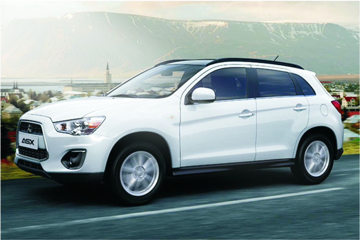 2015 Mitsubishi Asx Pictures Information And Specs