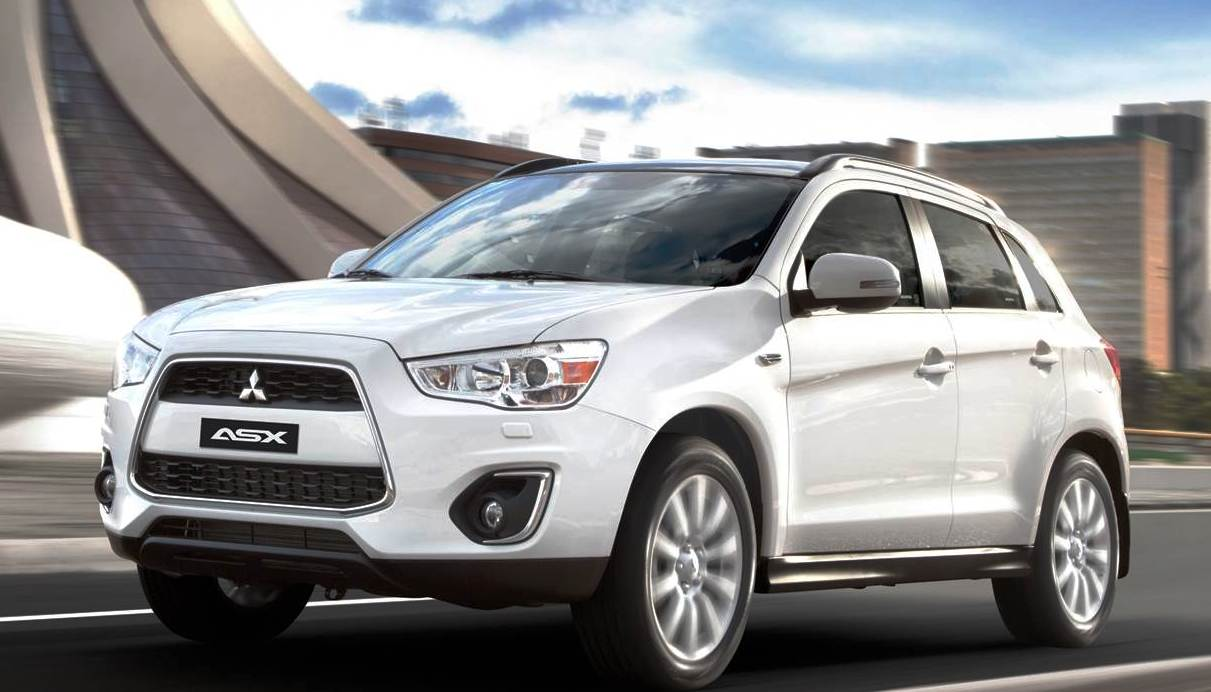 2016 Mitsubishi Asx Pictures Information And Specs