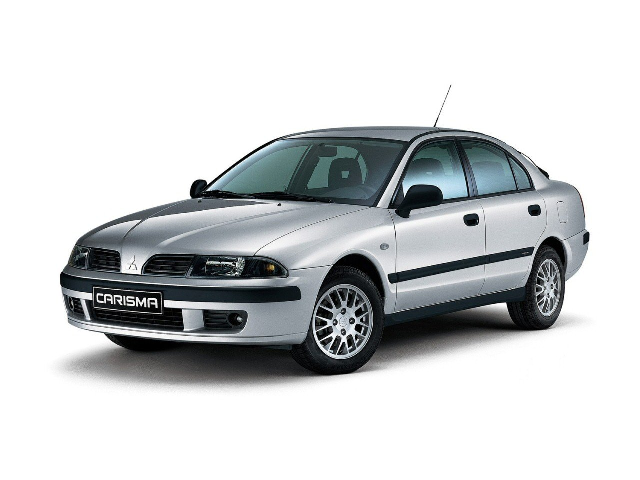 2002 Mitsubishi Carisma hatchback   pictures, information and
