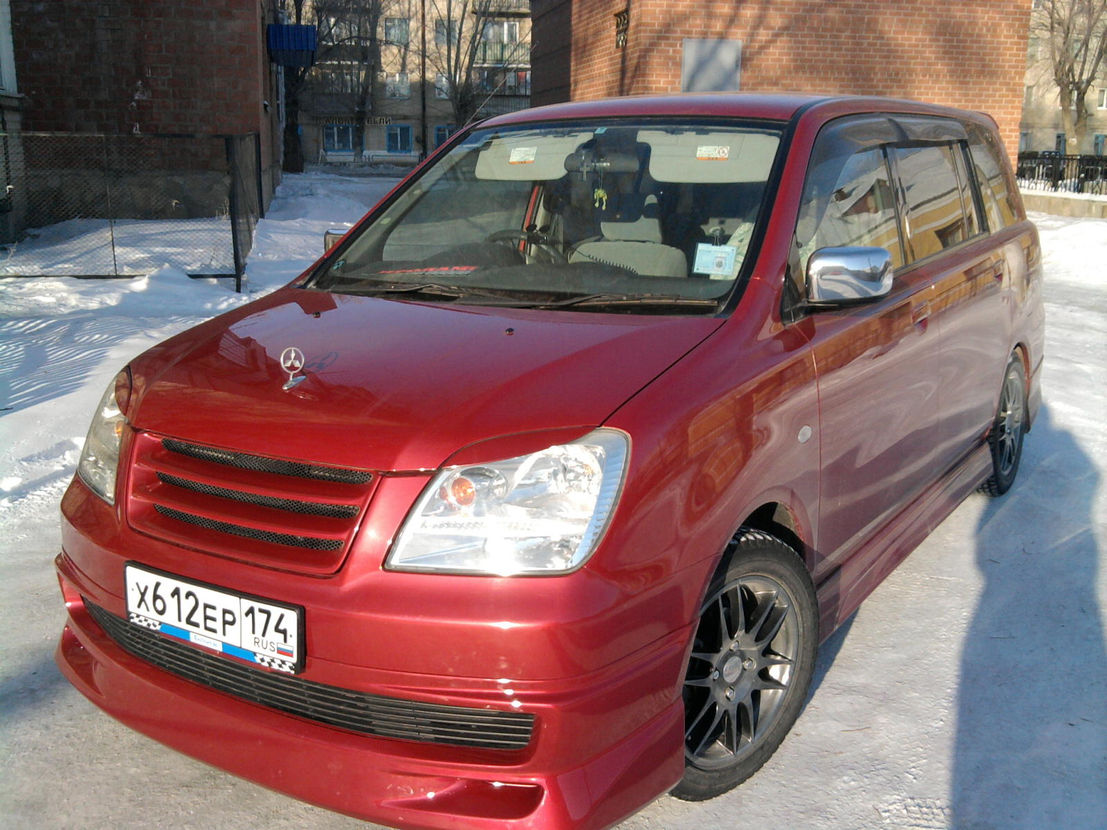 2003 Mitsubishi Dion   pictures, information and specs - Auto