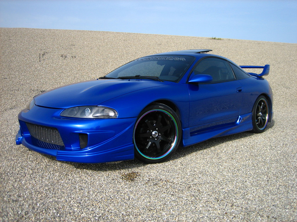 1998 Mitsubishi Eclipse Ii Spider Pictures Information And Specs 3000gt Fuse Box Diagram Images 2