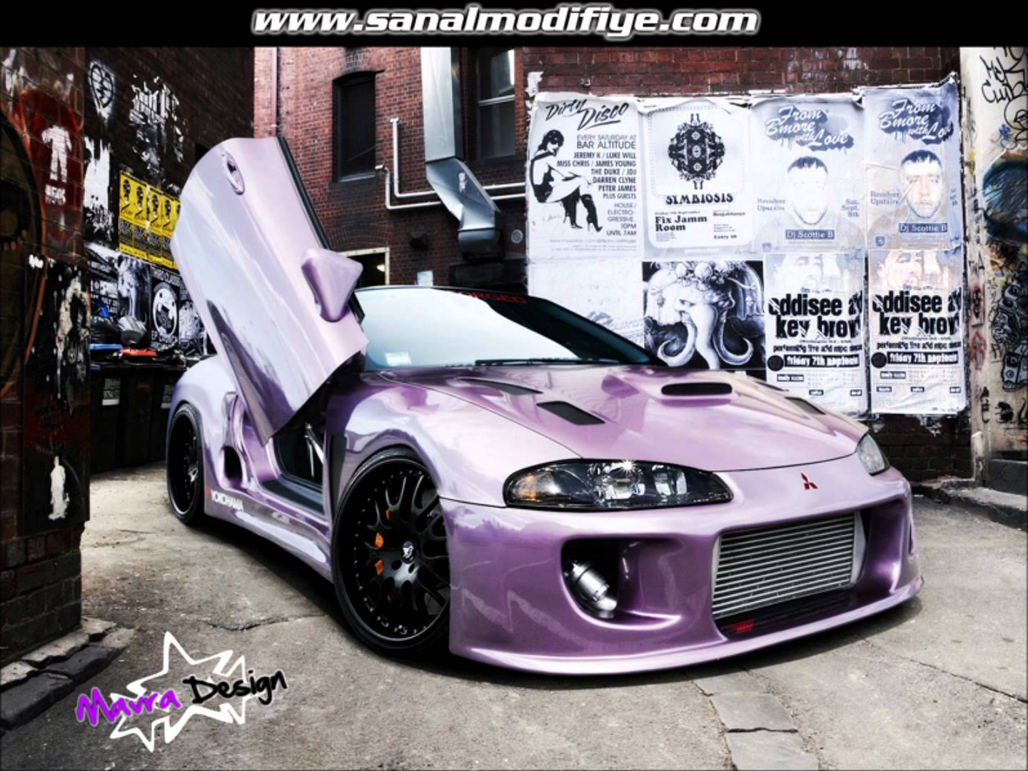mitsubishi eclipse iii (d30) 2001 pictures #7