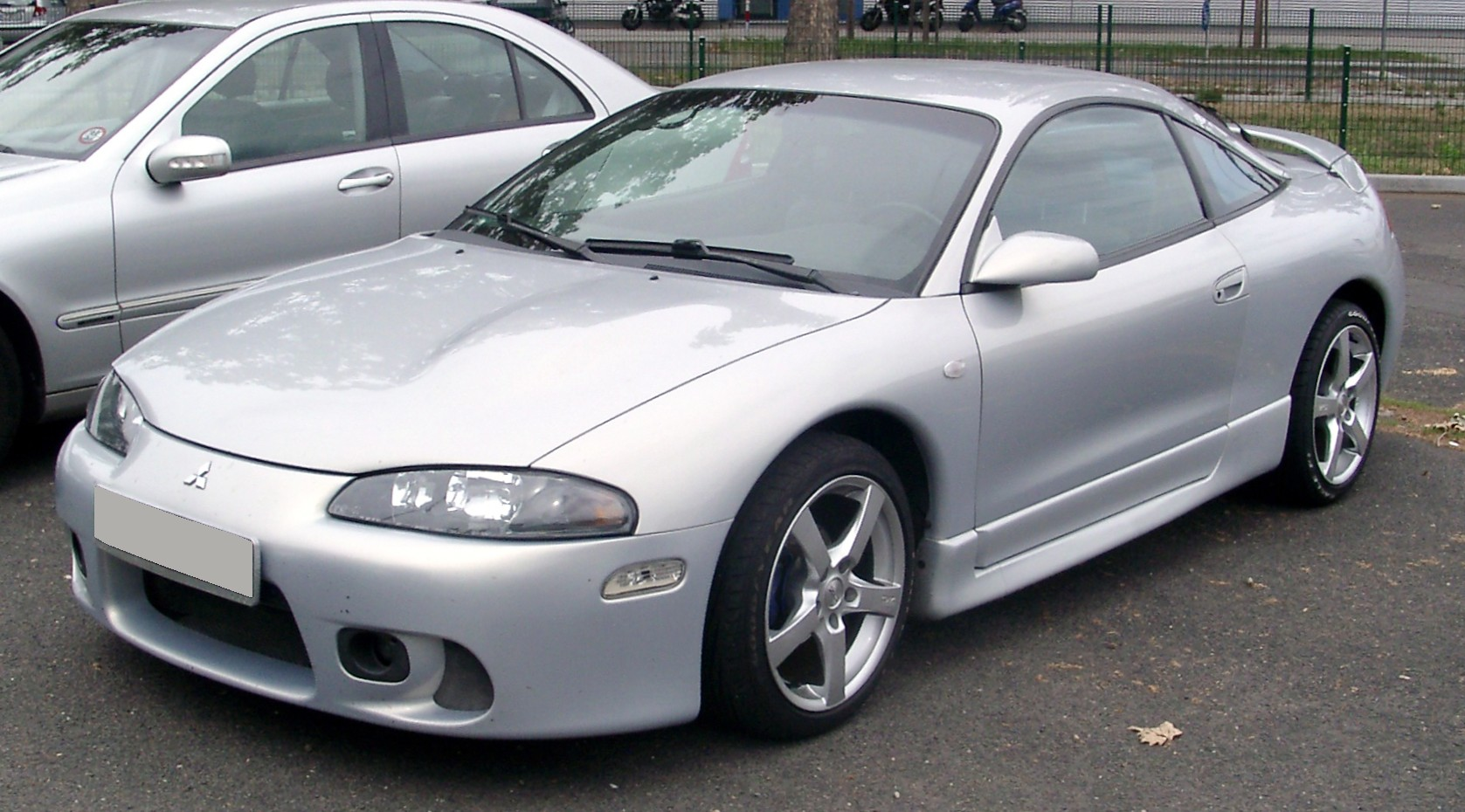 mitsubishi eclipse iv 2007 pictures #10