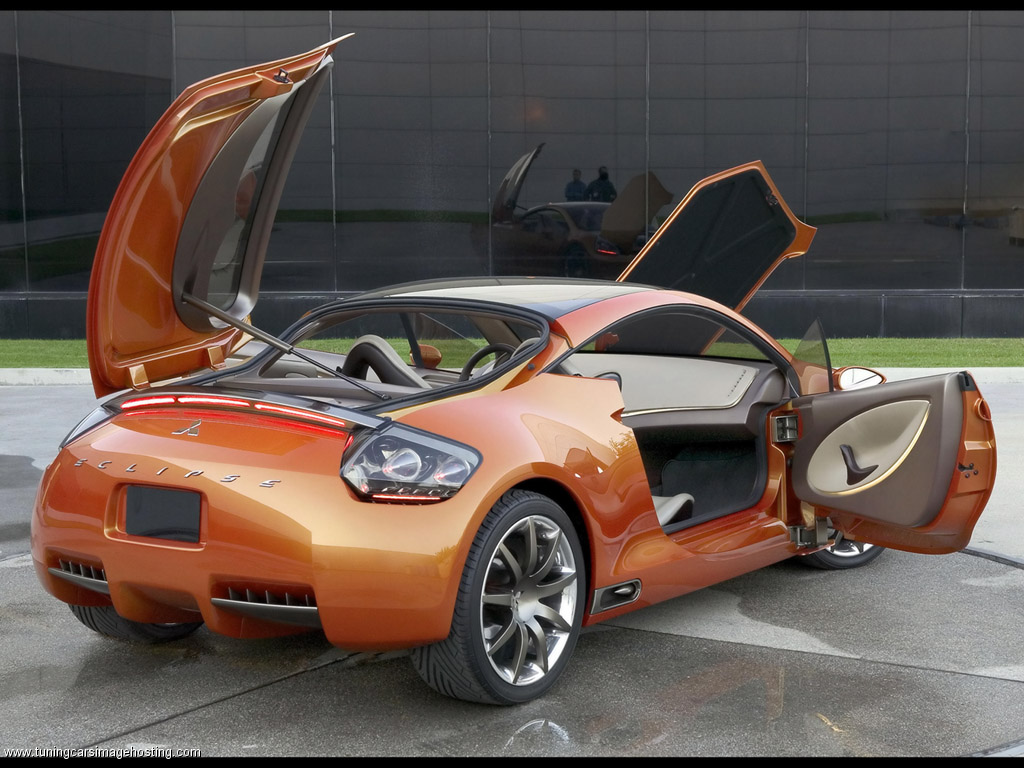 Mitsubishi Eclipse Iv 2016 Pictures 3