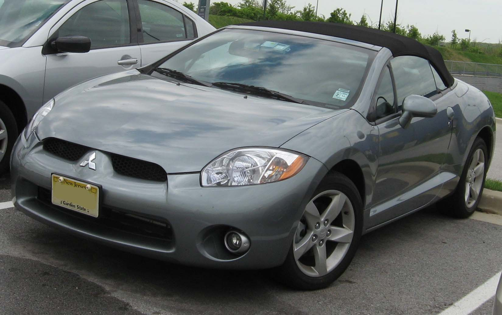 mitsubishi eclipse iv spider 2010 pictures #1
