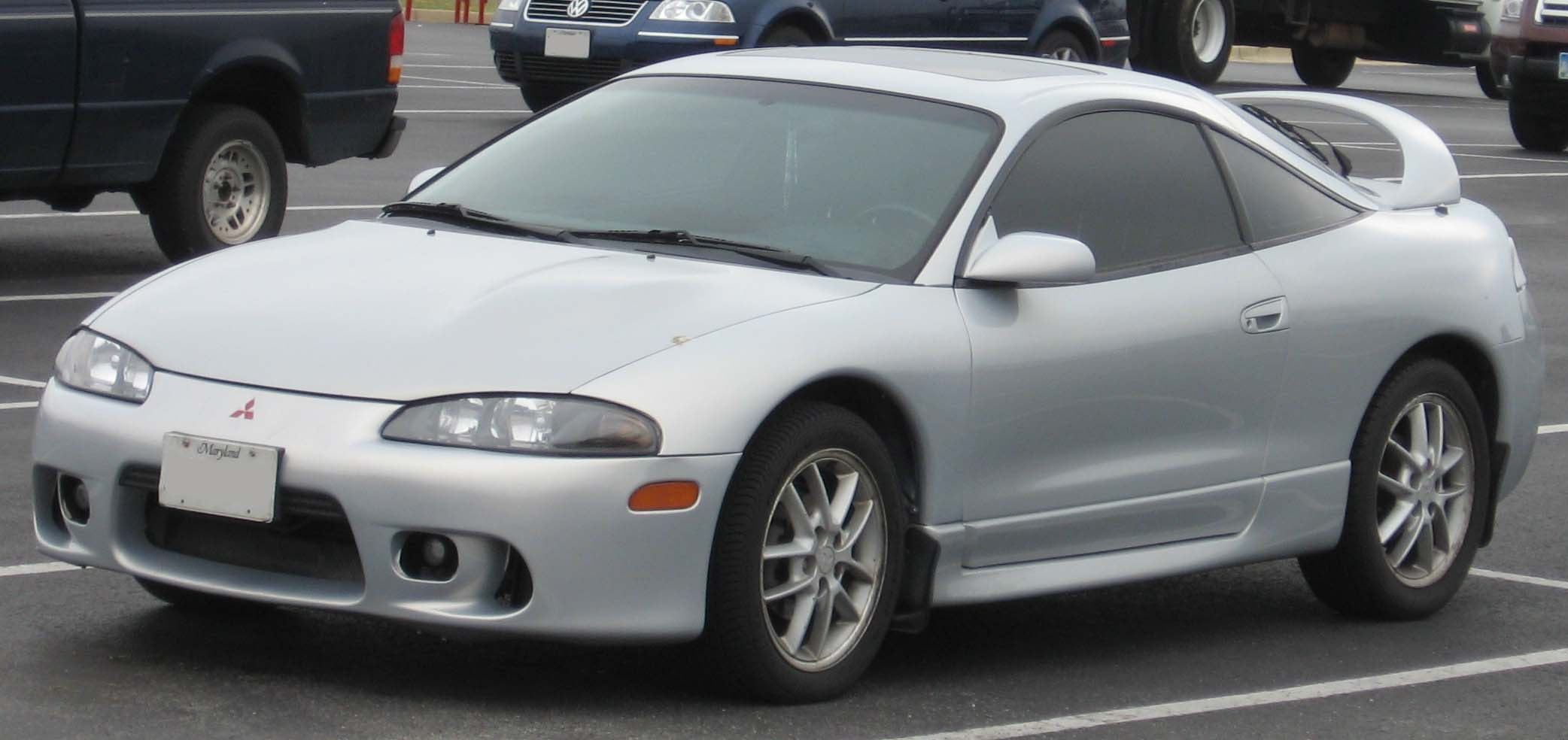 mitsubishi eclipse pictures