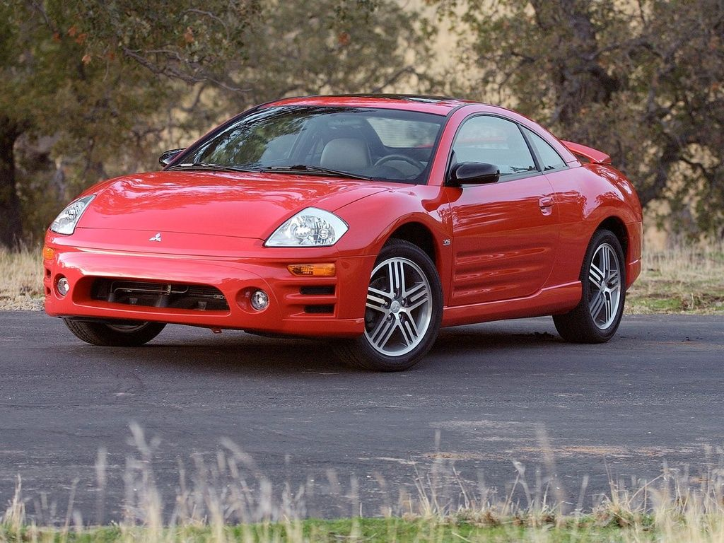 mitsubishi eclipse spyder iii (d30) 2000 pictures #4