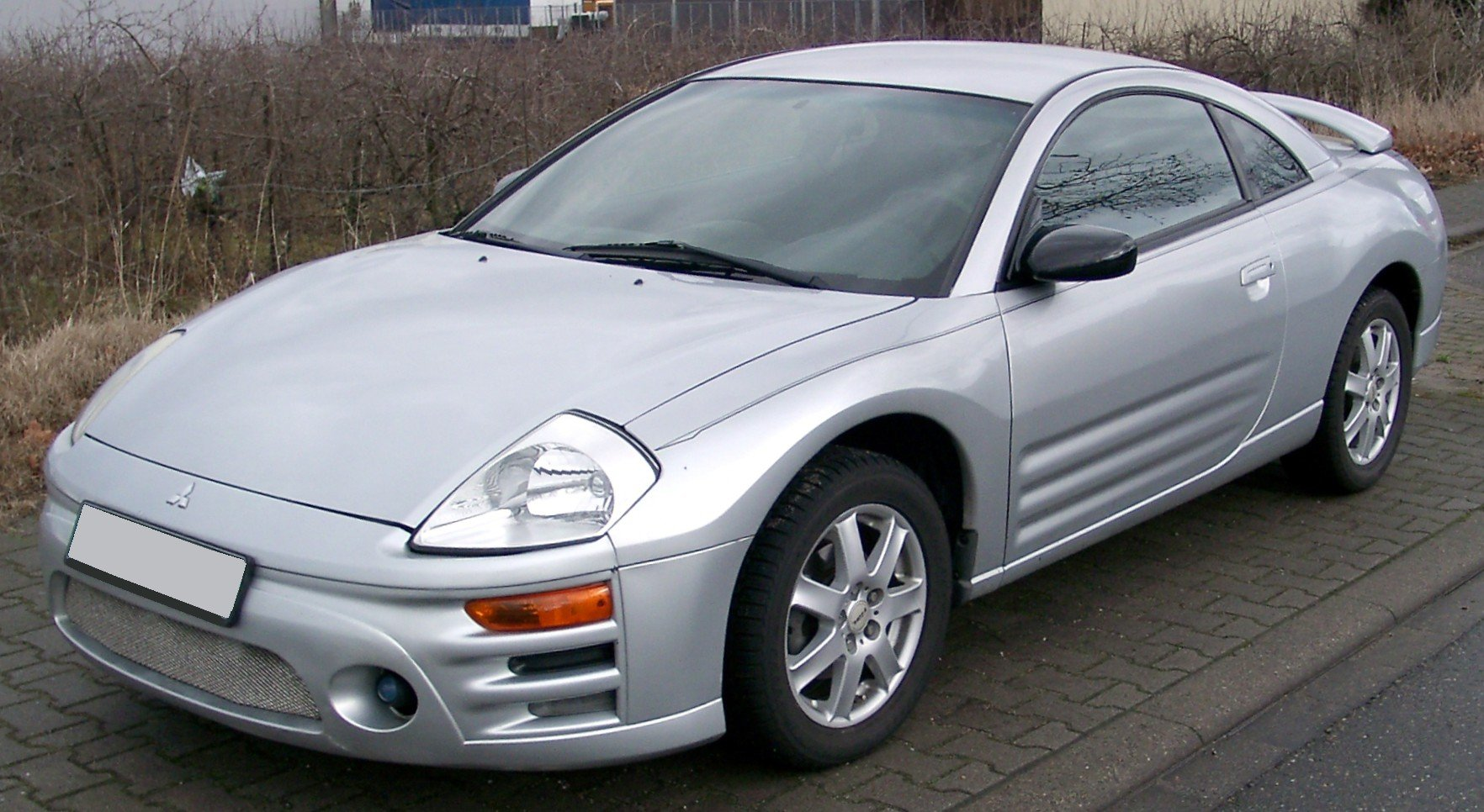 mitsubishi eclipse spyder iii (d30) 2000 pictures #12