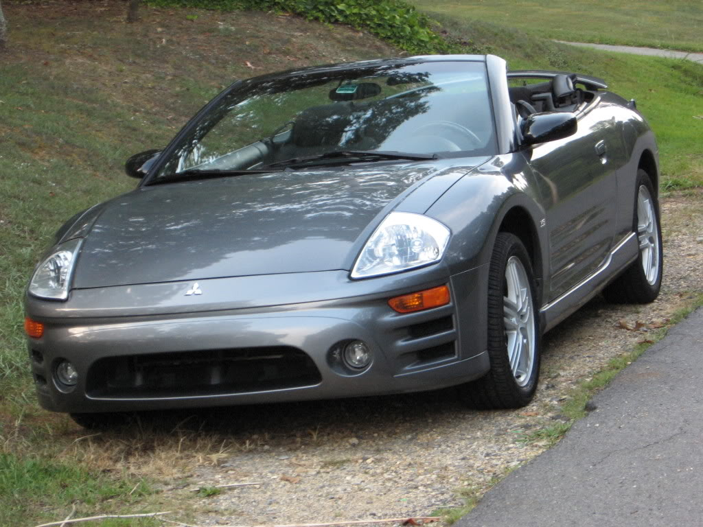 mitsubishi eclipse spyder iii (d30) 2004 pictures #1