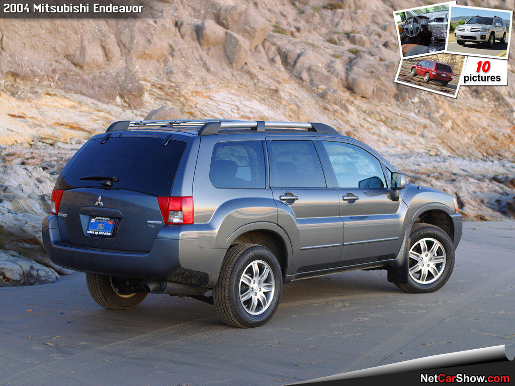 mitsubishi endeavor pictures