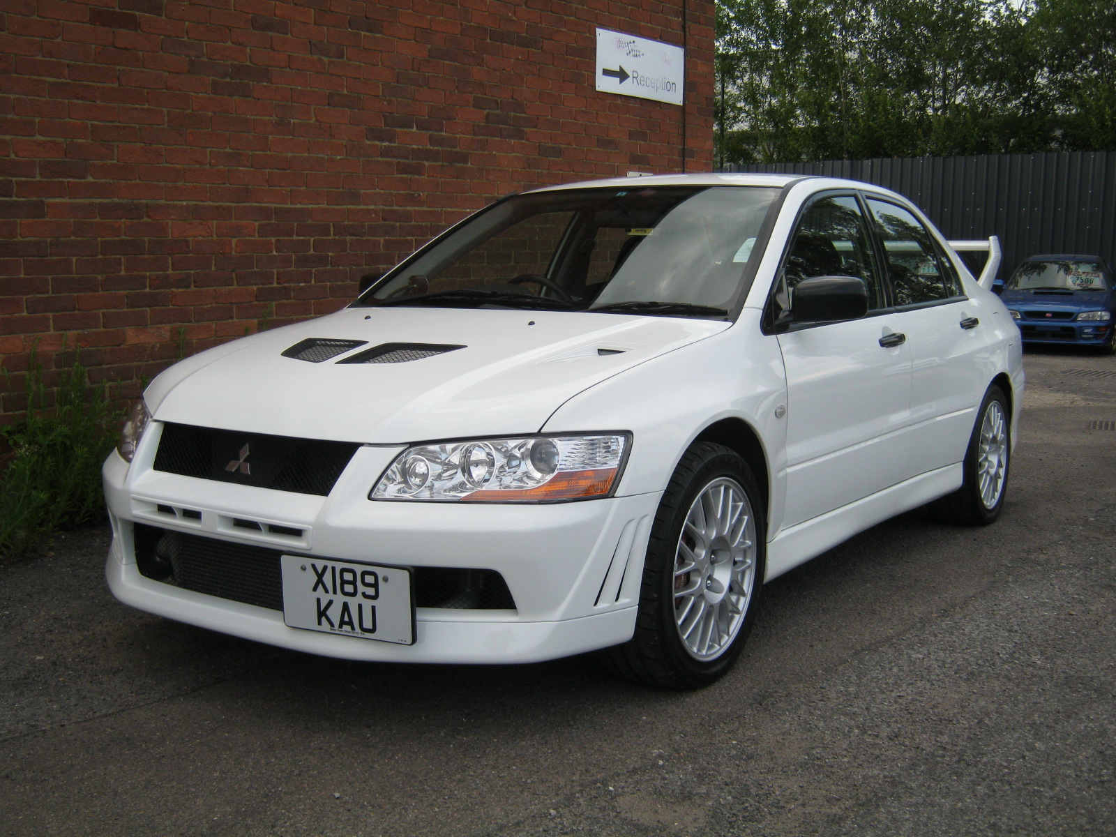 2001 mitsubishi evolution vii rs pictures information and specs auto. Black Bedroom Furniture Sets. Home Design Ideas