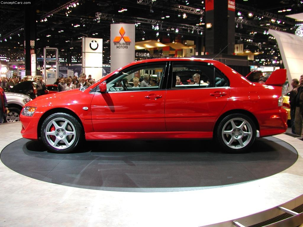 2004 mitsubishi evolution viii pictures information and specs auto. Black Bedroom Furniture Sets. Home Design Ideas