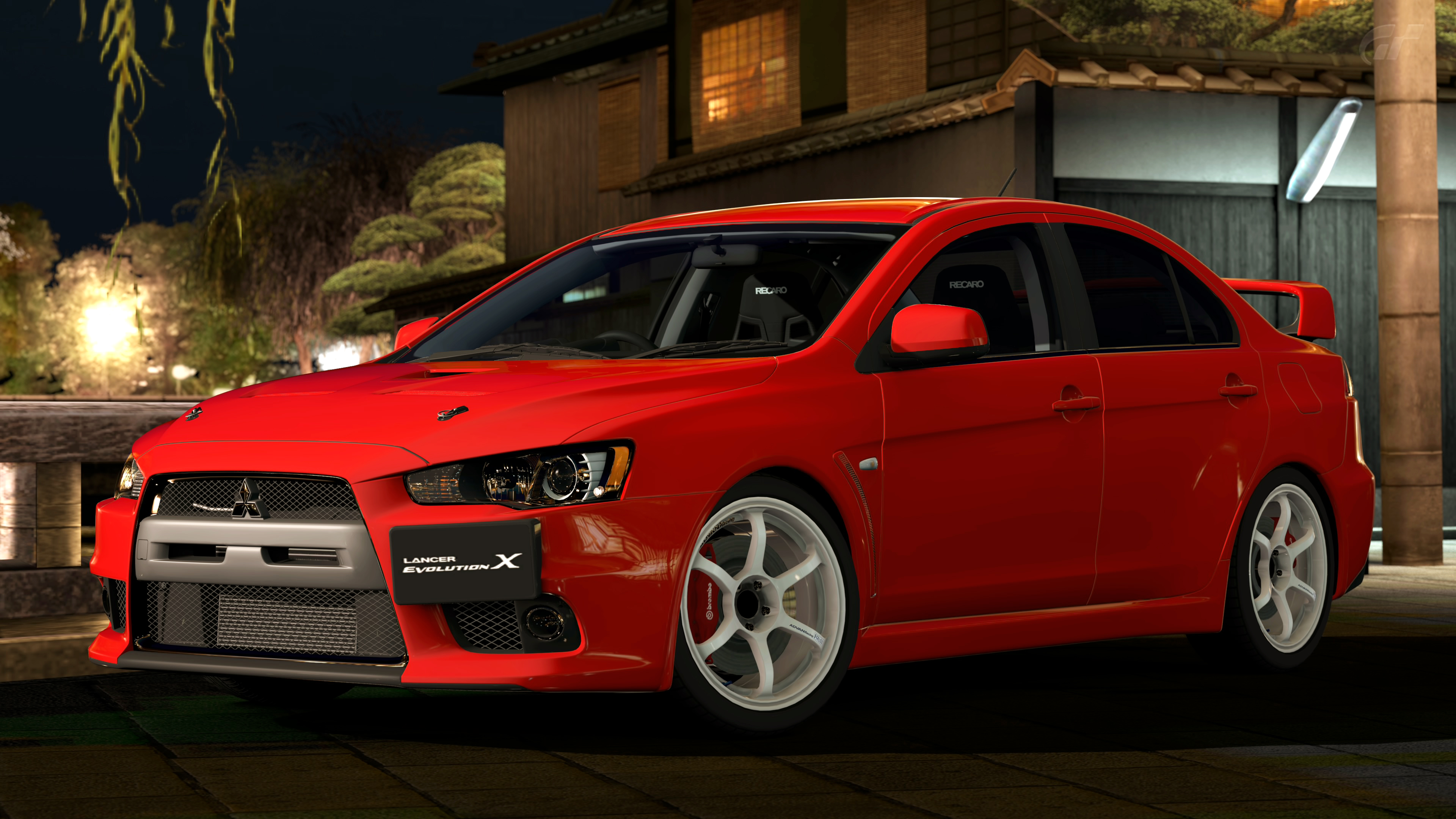 mitsubishi evolution x 2007