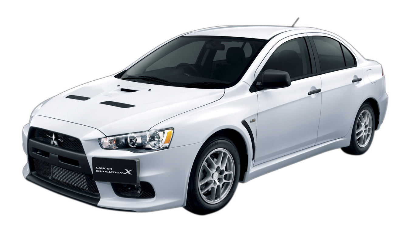 mitsubishi evolution x 2007 models