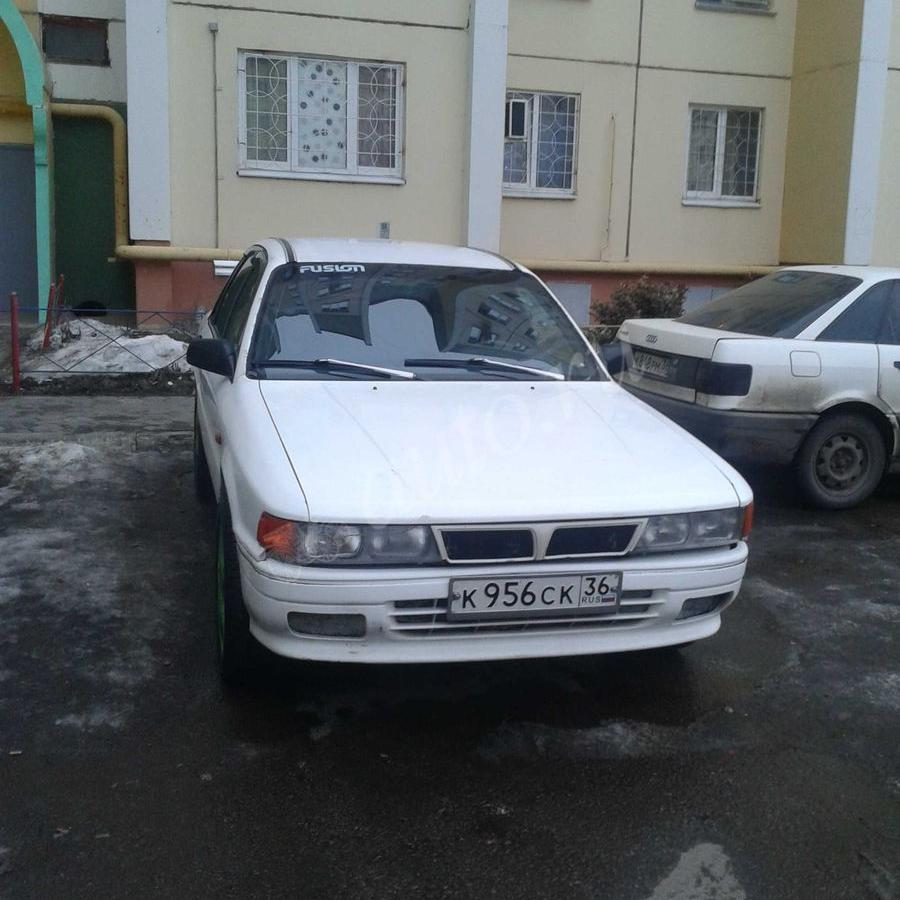 Galant Car: Pictures, Information And