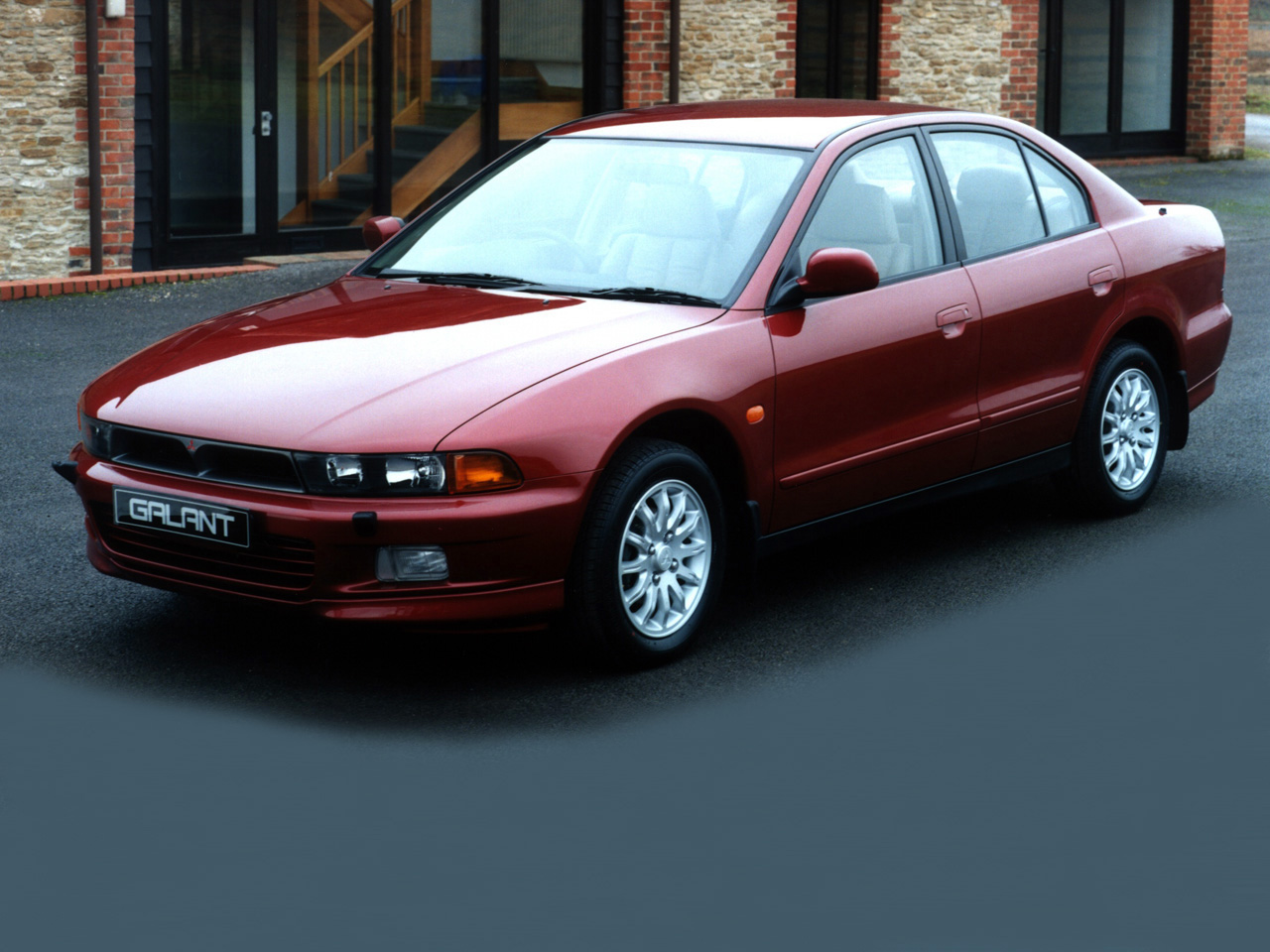 1997 Mitsubishi Galant Viii Pictures Information And Specs Auto Database Com