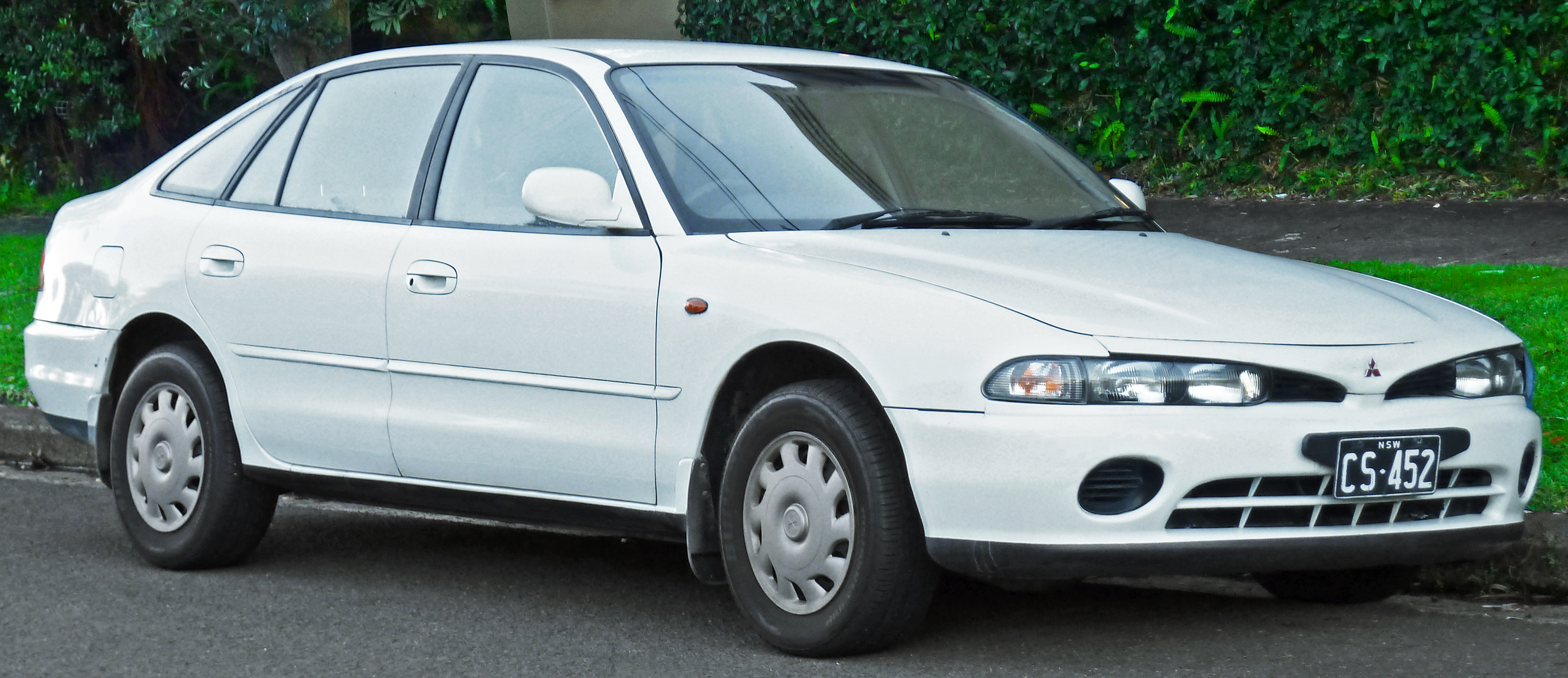 1999 Mitsubishi Galant viii station wagon (a4) – pictures ...