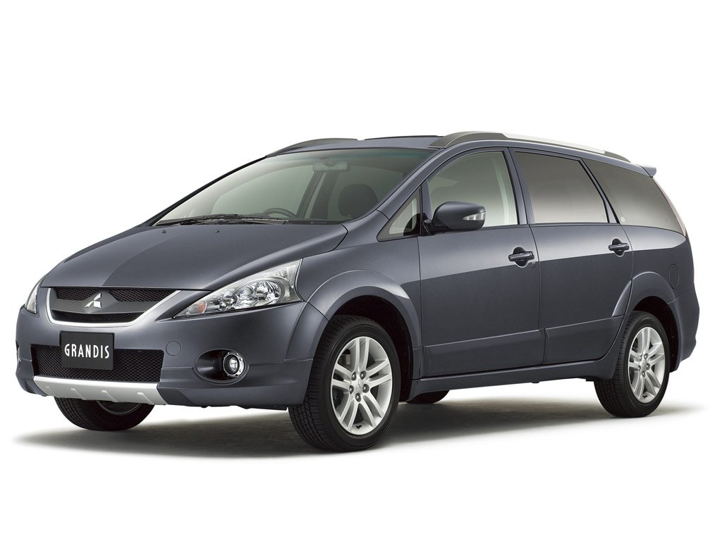 2010 mitsubishi grandis � pictures information and specs