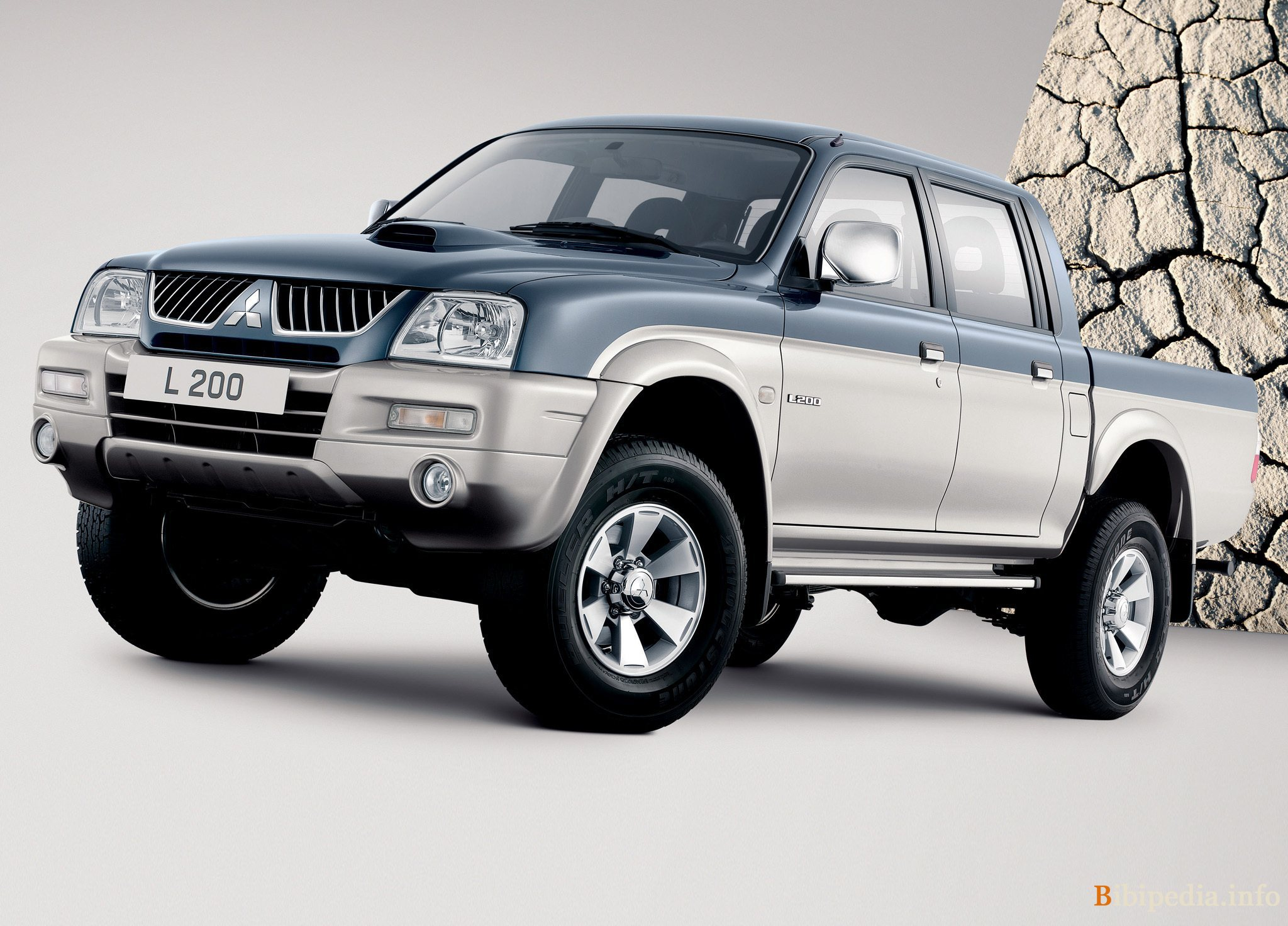 2005 Mitsubishi L200 Pictures Information And Specs
