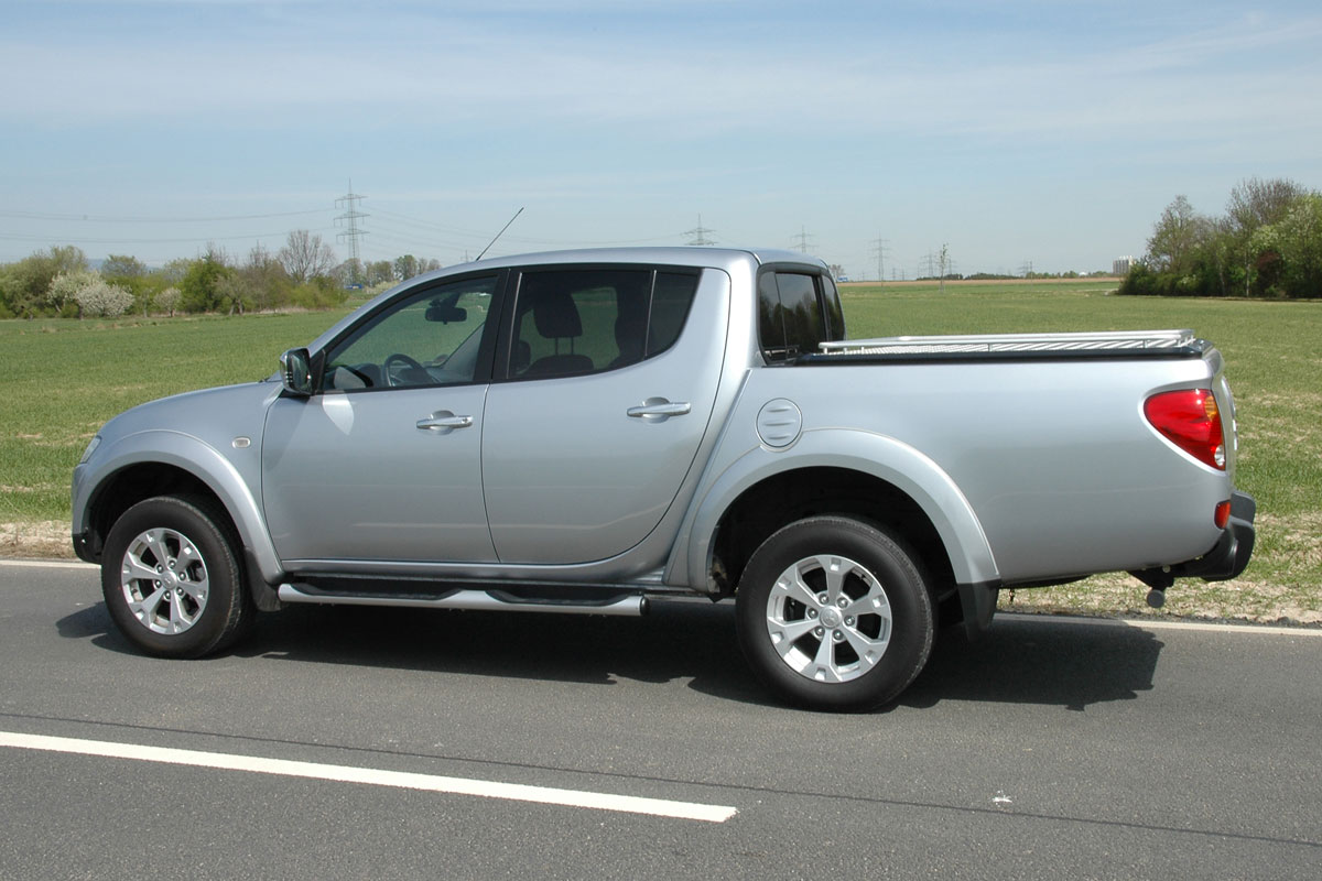 Mitsubishi L200 1992 >> 2012 Mitsubishi L200 – pictures, information and specs - Auto-Database.com