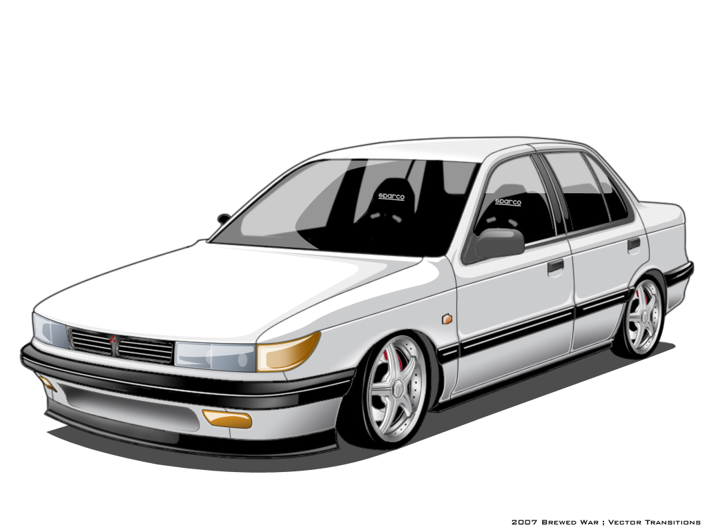 mitsubishi lancer vii (cb/d_a) 1992 pictures
