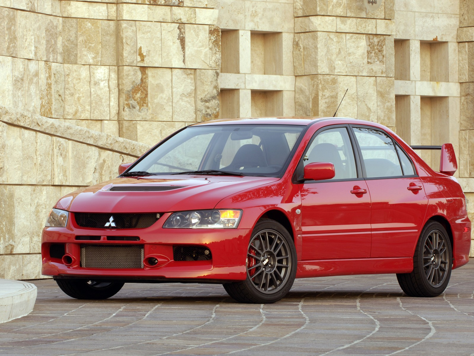 mitsubishi lancer viii (8) 1995 wallpaper